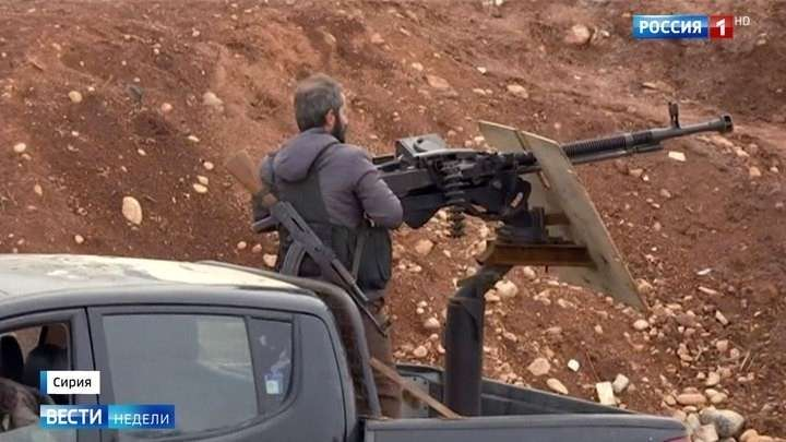 Война в Сирии: Россия и Турция совершили тектонический сдвиг