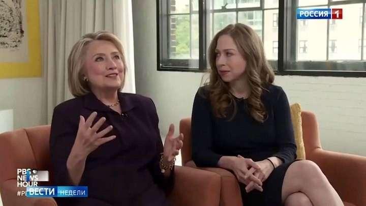 Хиллари Клинтон взбесилась и кусает всех альтернативных кандидаток женского пола