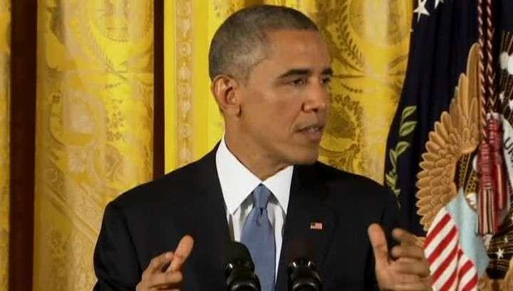 Обама отправил в Ирак полторы тысячи американских солдат
