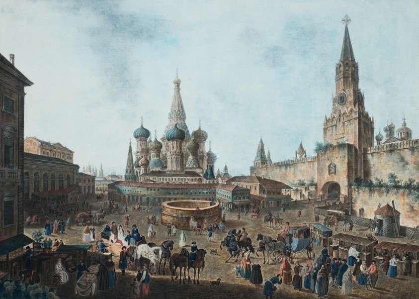 Россия 19 века после планетарной катастрофы, описания очевидцев