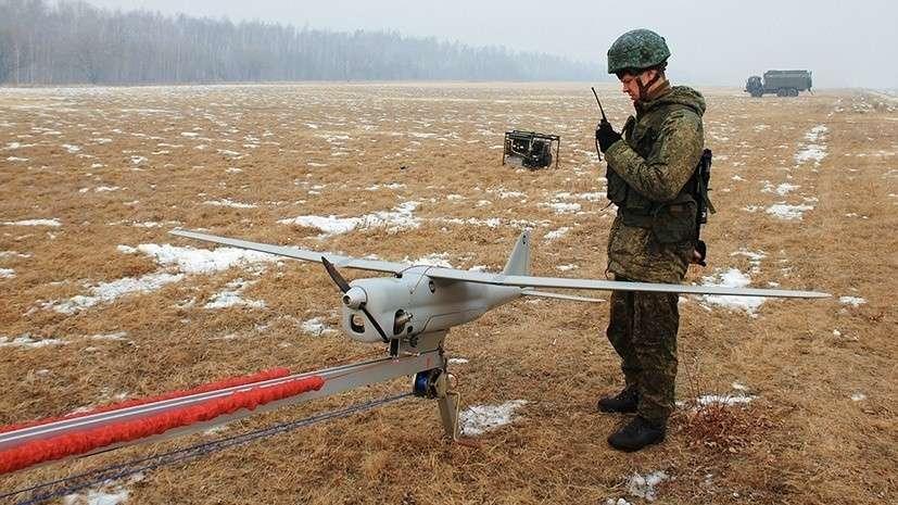В России разрабатывается беспилотный боевой авиационный комплекс «Стая-93»