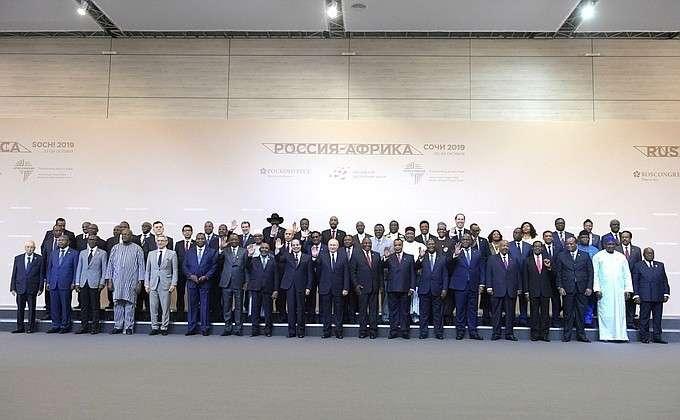 Дружба России с Африкой, фиаско американской дипломатии и волшебная вувузела