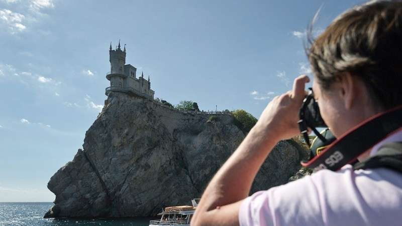 Туристы с Украины повысят доходы Крыма