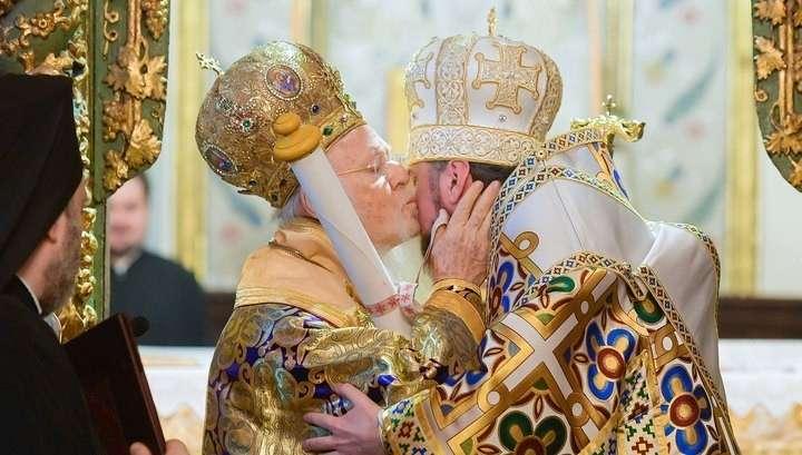 Элладская православная церковь признала раскольников из ПЦУ под Хэллоуин