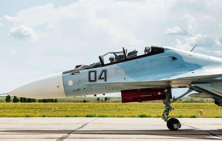 Уникальный тренажер для истребителей Су-30СМ от Иркутского авиазавода получила авиабаза ЗВО