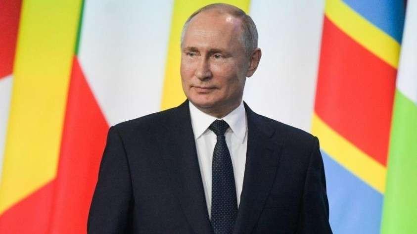 Владимир Владимир Путин отказался от поездки на саммит АТЭС в далёкую Чили