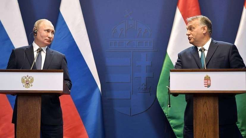 «Наше сотрудничество налажено на качественном уровне»: как прошёл визит Путина в Венгрию