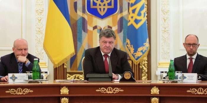 Ложь самозванцев из Киева опровергли Пентагон и Госдеп