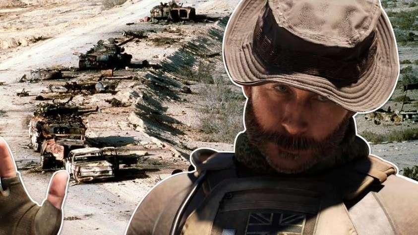 На русофобию в игре Call of Duty ответит новый World of Tanks