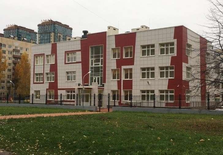 В Невском районе Петербурга построен новый детский сад на 190 мест