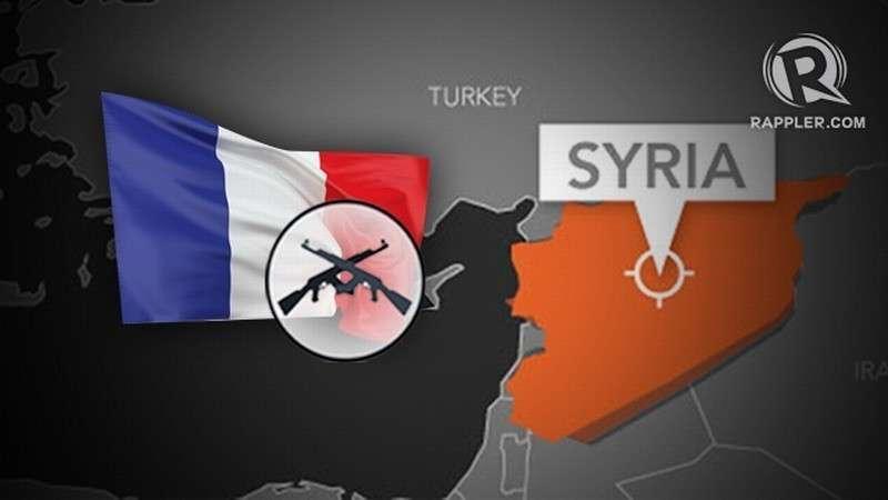 Турция обвинила Францию в попытках создания в Сирии террористического государства