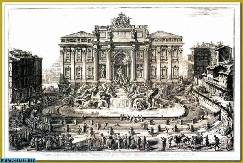 Руины цивилизации наших предков. Мастер фотографических рисунков – Д. Б. Пиранези