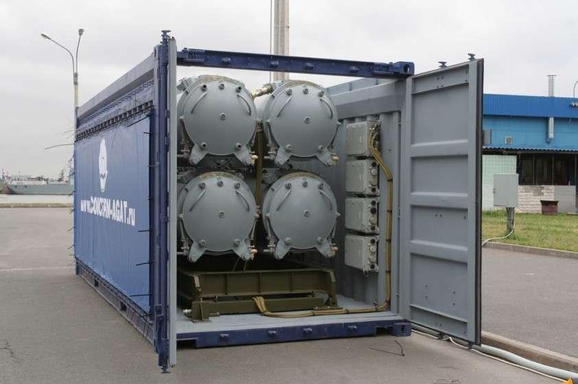 Смертельный контейнер Club-K: супер маневренный российский комплекс, который невозможно отследить