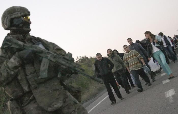 Киев заявляет, что удерживает до 400 пленных ополченцев