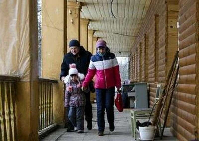 ООН: на Украине переселенцы с Донбасса живут в нечеловеческих условиях