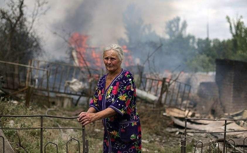 В ООН подсчитали число убитых мирных жителей в результате войны в Донбассе