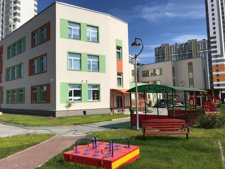 В Санкт-Петербурге открыт детский сад на 220 мест