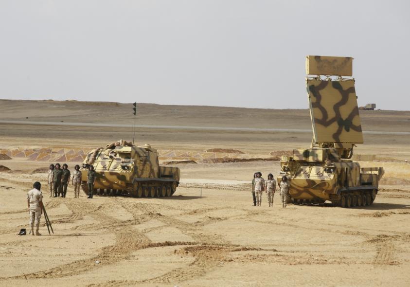 Россия в Египте продемонстрирует возможности новой АСУ ПВО «Поляна-Д4М1»