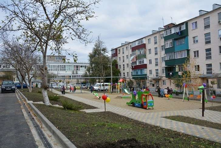 Парки и набережные наших городов. Обзор