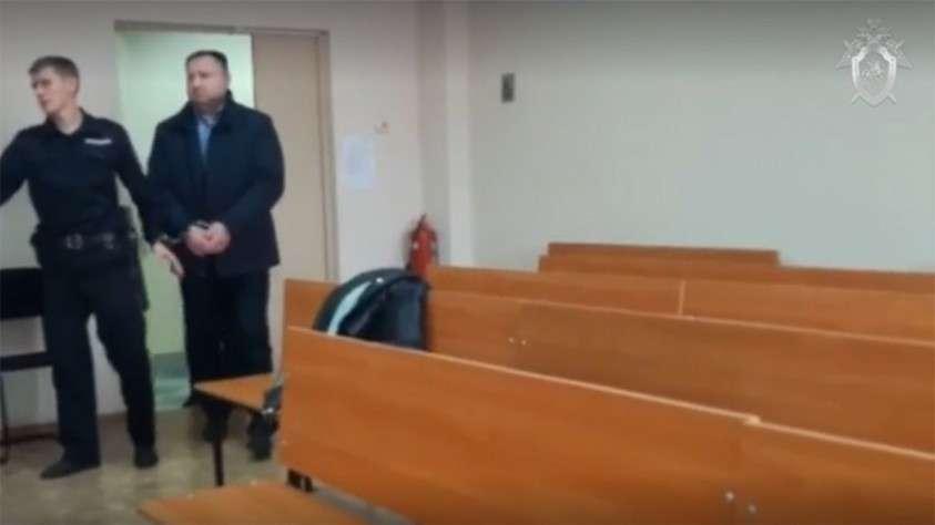 В Удмуртии ФСБ арестовало замминистра культуры за крупную взятку