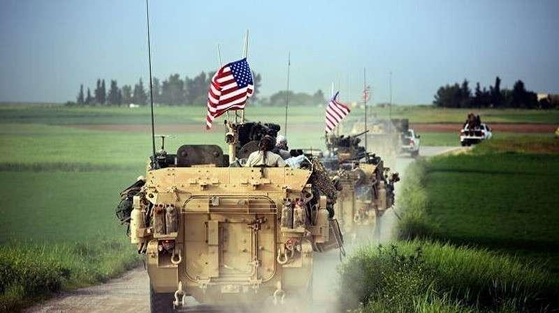 Как США воруют нефть в Сирии