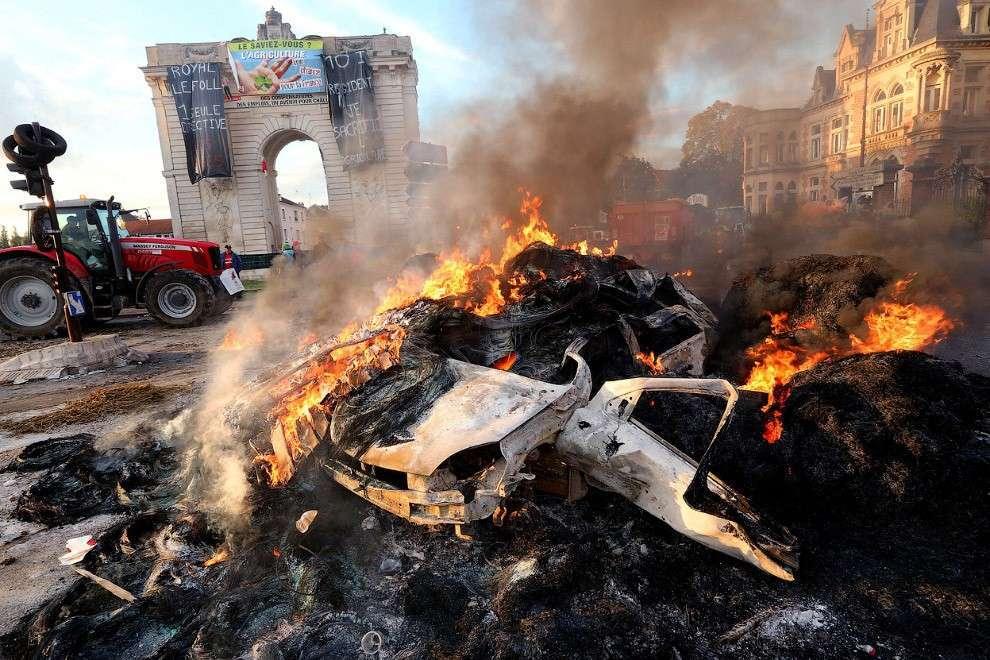 Бунт фермеров в Шалон-ан-Шампань