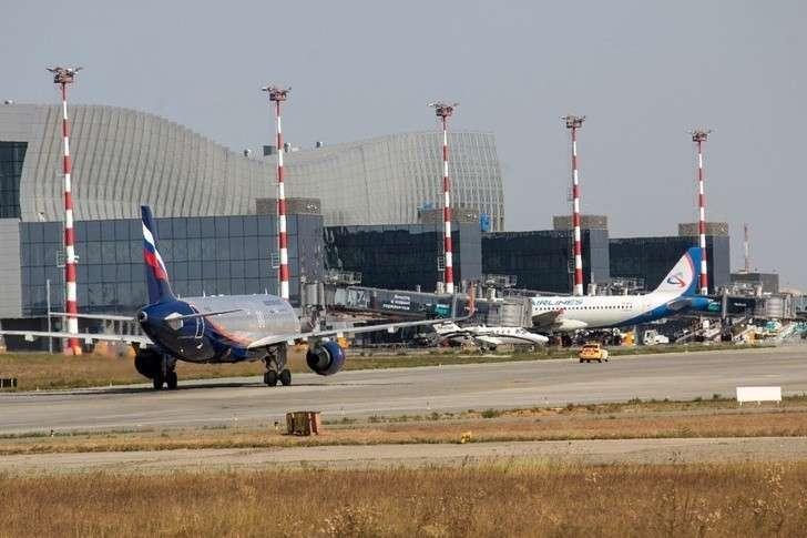 Аэропорт Симферополя побил свой рекорд по количеству пассажиров