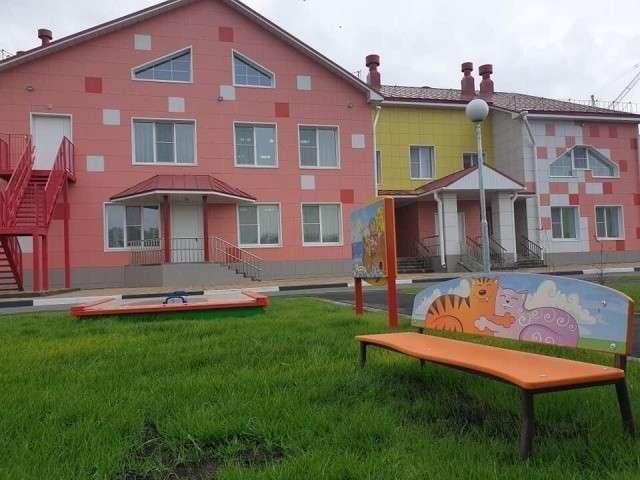В Тамбове открыли второй детский сад за последнюю неделю