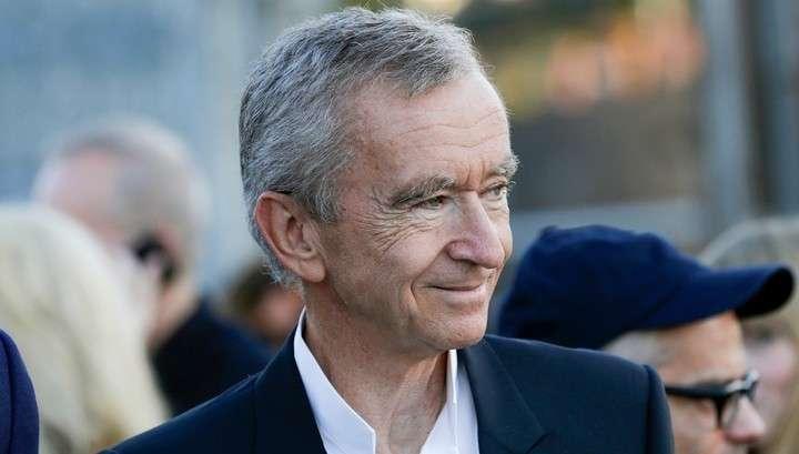 Враг Ротшильдов Бернар Арно вновь стал вторым из богатейших людей мира