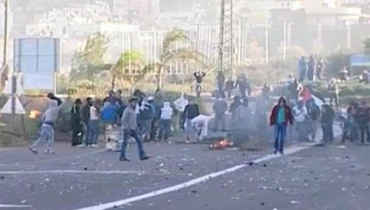 Израильские полицейские застрелили молодого араба