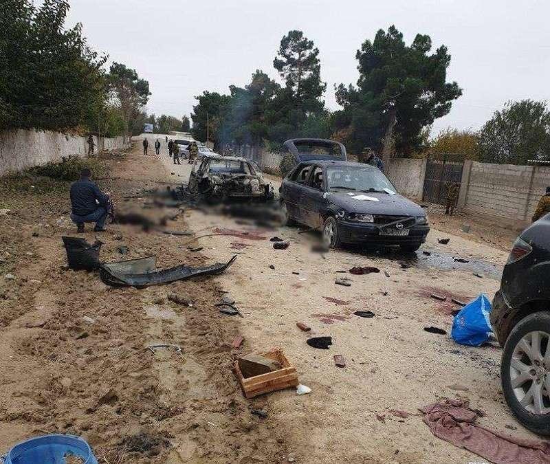 На погранзаставу в Таджикистане напали боевики ИГИЛ, уничтожено 15 боевиков