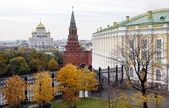 Владимир Путин начинает серию контактов с иностранными лидерами