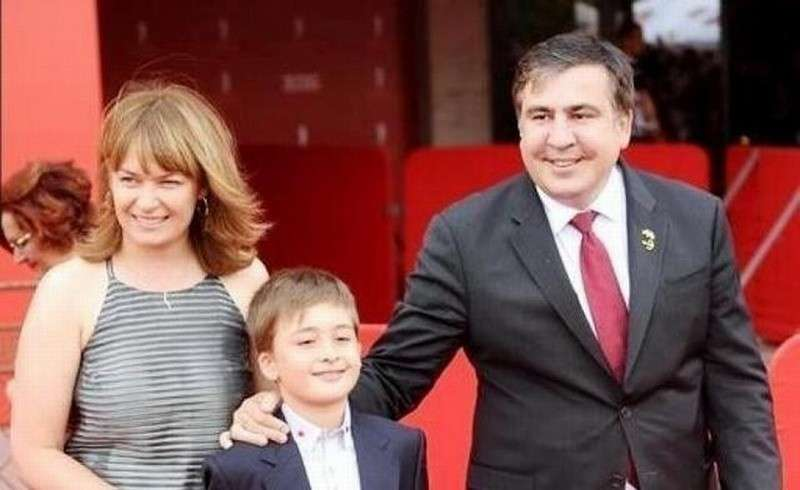 «Милая» Сандра Рулофс – мафиозная жена грозного Мишико Саакашвили