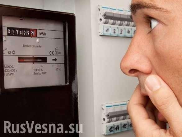 Украина смертельно больна, её спасает лишь переливание российского электричества | Русская весна