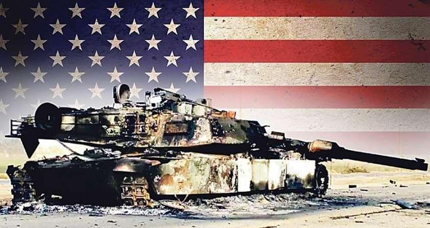 Позорная немощь Америки. США разучились конструировать самолёты и танки