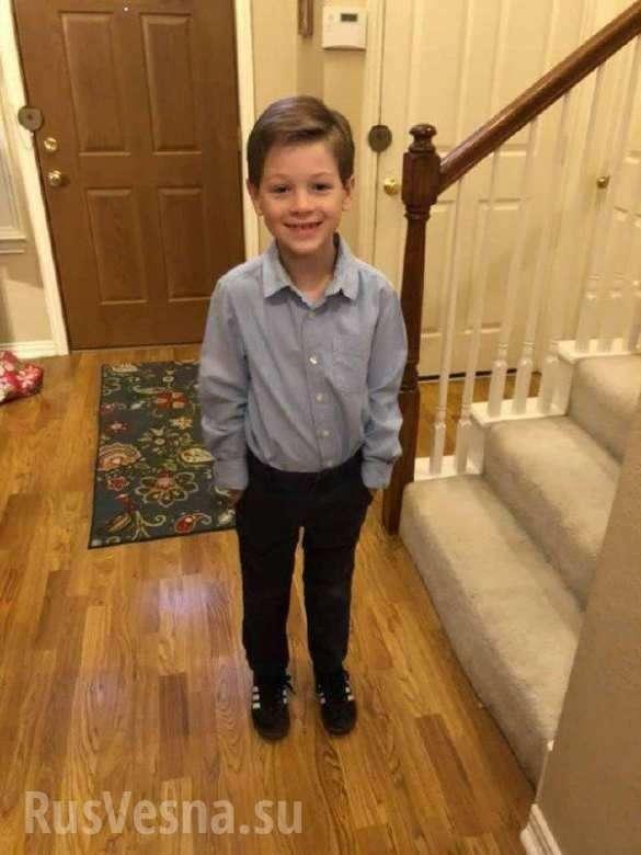 США: отец 7-летнего американца отстоял право сына не менять пол | Русская весна