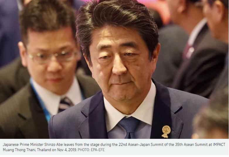 Северная Корея заявила, что японский премьер Абэ идиот