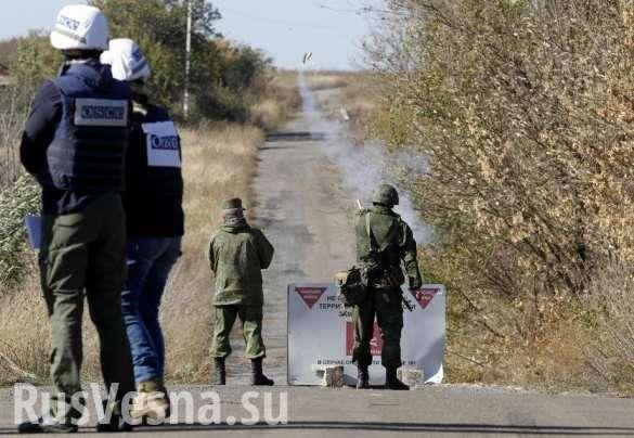 ДНР и Украина отводят войска на третьем участке – в селе Петровское | Русская весна