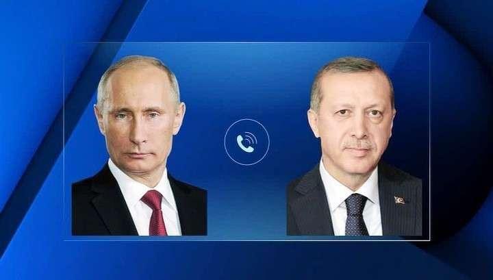Путин и Эрдоган решают судьбу Сирии и Ближнего востока в ручном режиме