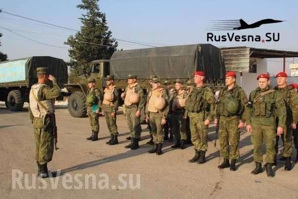 Русские «Тайфуны» в заповеднике гоблинов: Идлиб радостно встречает армию России | Русская весна