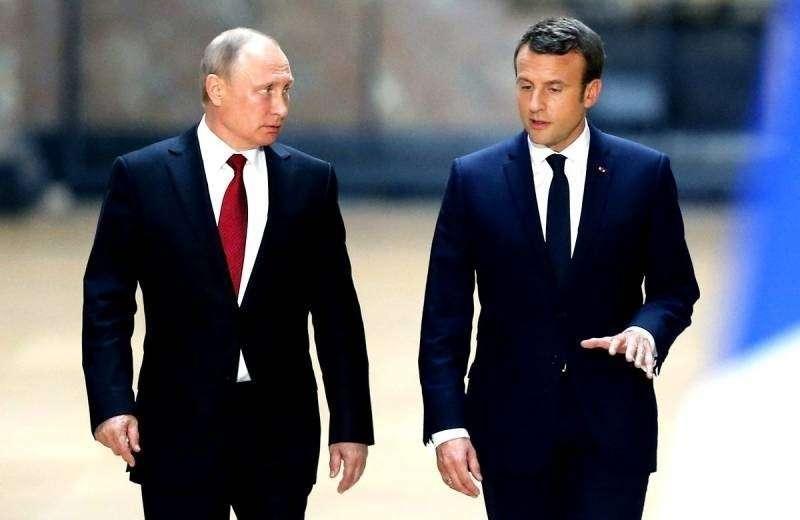 Конец НАТО и дружба с Россией: Макрон готовит еврореволюцию