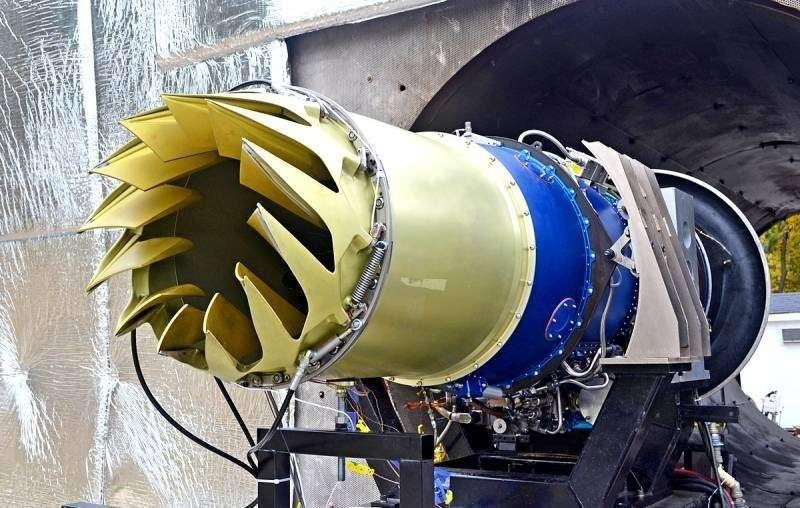 Новейший сверхпроводниковый электродвигатель для авиапрома России проходит стендовые испытания