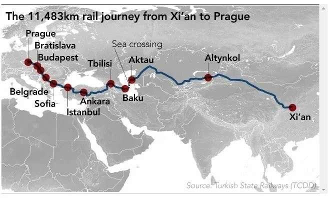 Тоннель под Босфором: Китаю построили маршрут в обход России