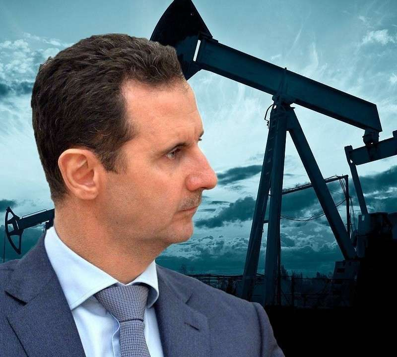 Асад: разграбление месторождений нефти вопиющий пример бандитской политики США