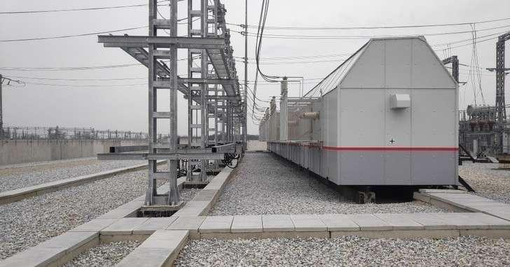 Завершился масштабный проект по электрификации Крымского моста