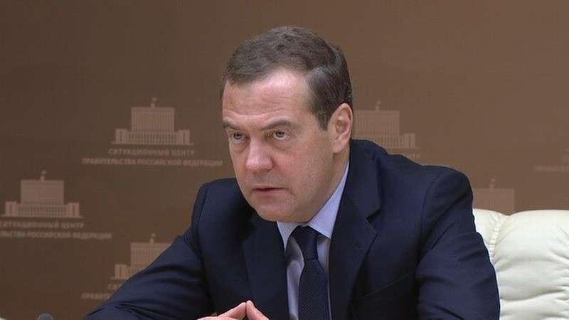 Медведев заявил о введении повышенной ответственности за саботаж реализации нацпроектов