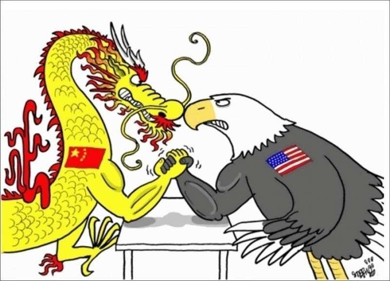 Торговая война США. Удар под дых Китаю
