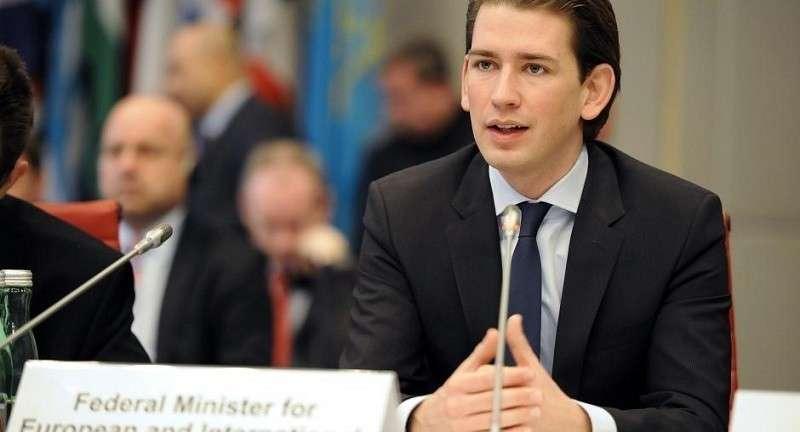 После «русского скандала» в Австрии потребовал крови политических оппонентов
