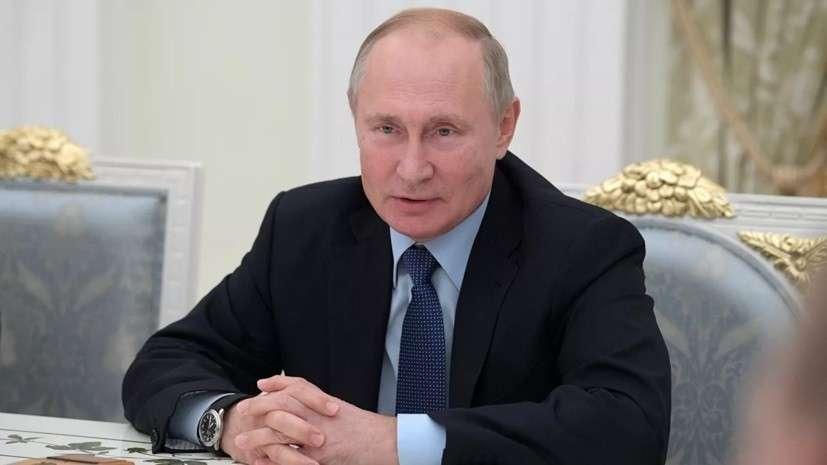 Путин решил прививками уберечь Правительство от гриппа?