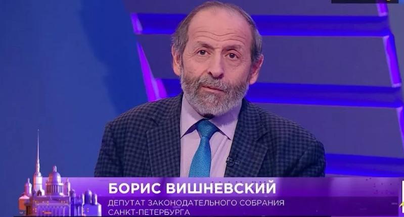 Петербургские студенты требуют разобраться в деле депутата извращенца Вишневского